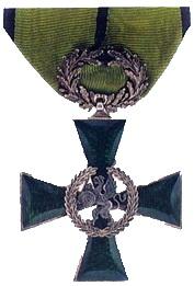 L'insigne des Romanovs (2ème classe) -